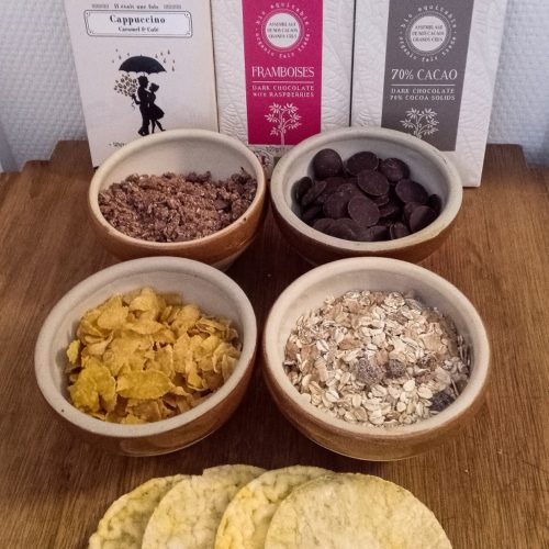 Biscuits, bonbons et chocolats