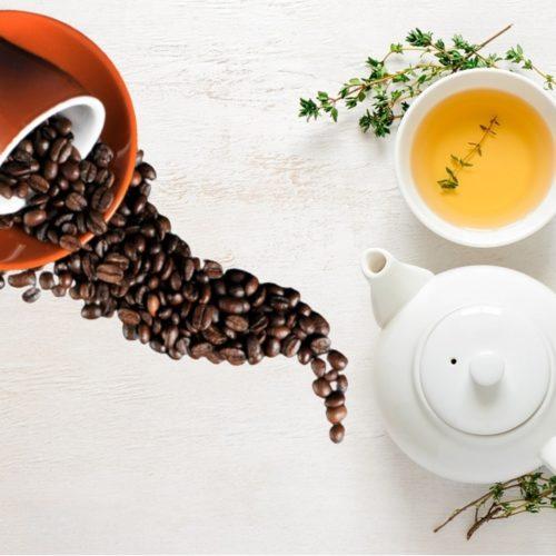 Thé, café, infusions